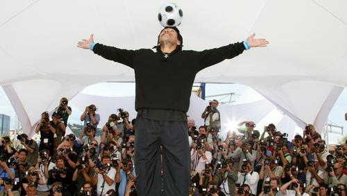 Muss Kritik einstecken: Diego Maradona