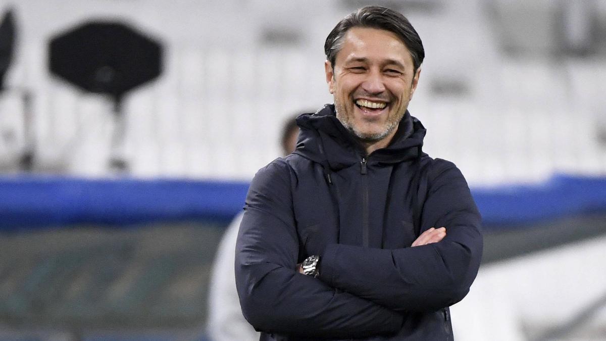 Für Niko Kovac läuft es in Monaco rund