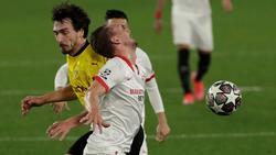 War über den zweiten Gegentreffer des BVB alles andere als zufrieden: Mats Hummels