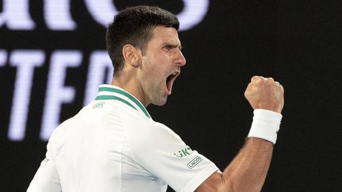 Novak Djokovic ist neuer Rekordhalter