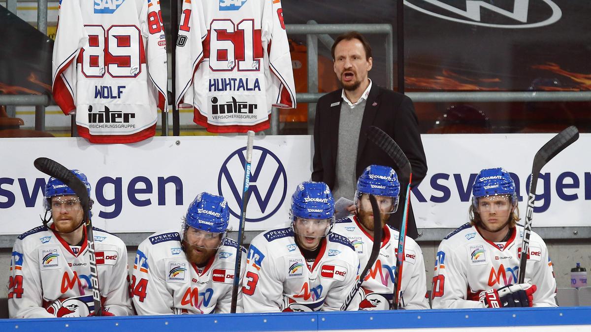 Die Adler Mannheim hadern mit der Niederlage