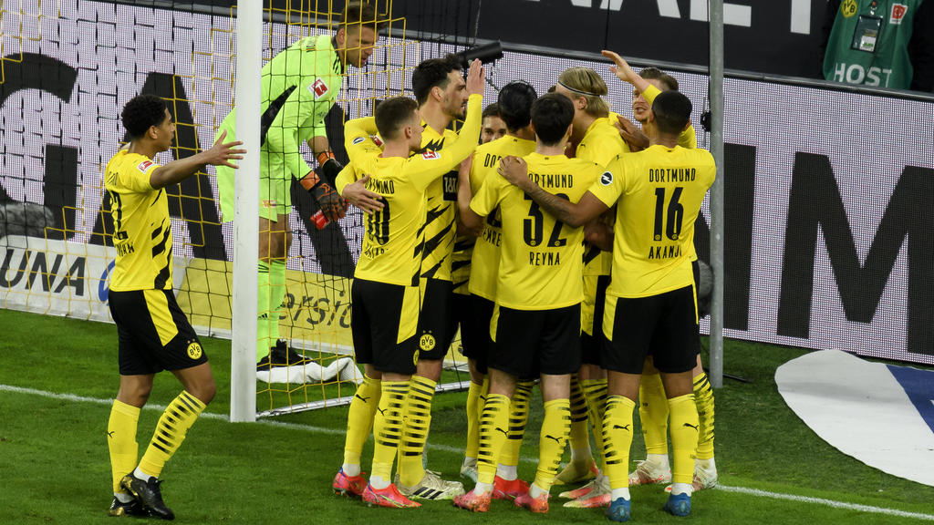 Auf der Jagd nach der Champions League wittert der BVB seine