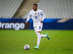 Kylian Mbappé se presenta en la Euro como la estrella francesa.