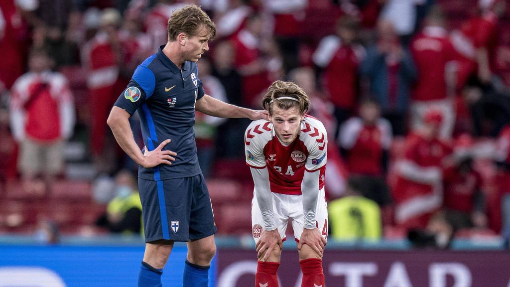 UEFA verweist wegen Spielfortsetzung auf Regelwerk