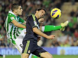 Primera División 2012/2013: Betis Sevilla vs. Real Madrid (1:0)