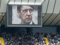 Auch in den italienischen Stadien wurde Cesare Maldini gedacht