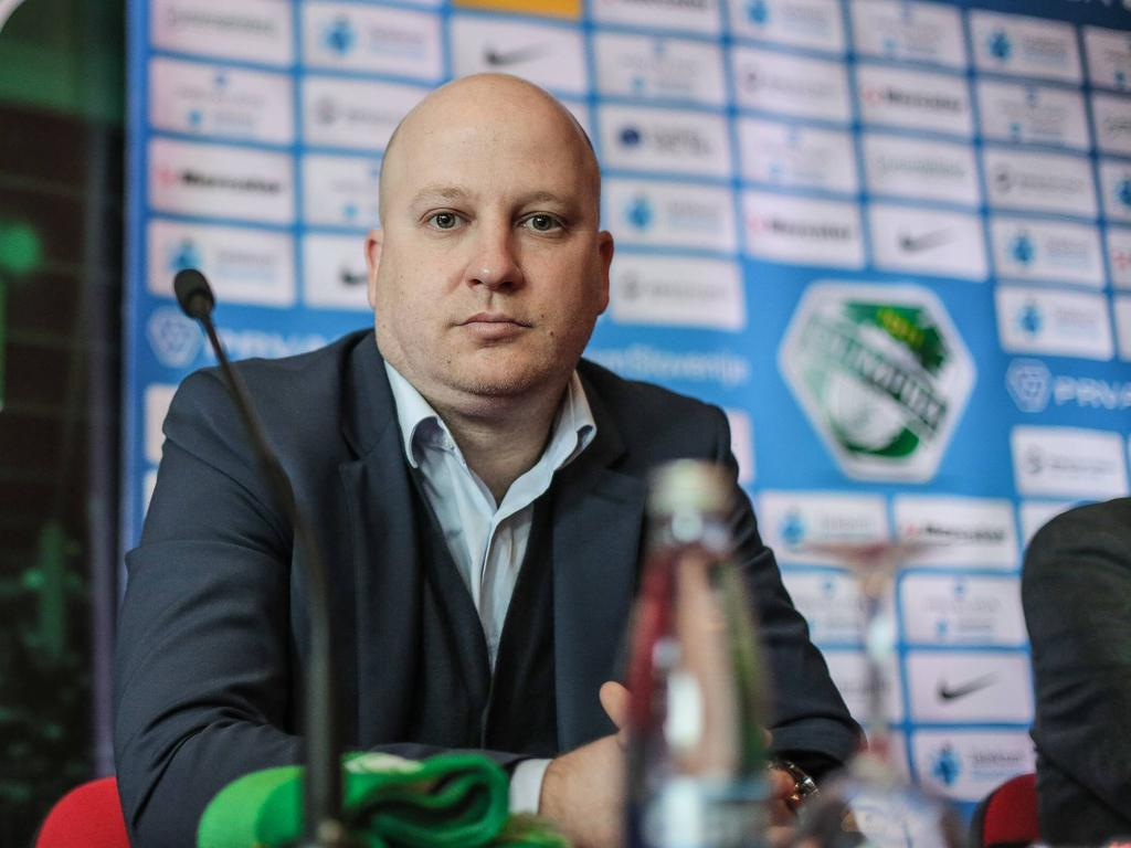 Marko Nikolić ist nicht mehr Trainer in Ljubljana
