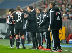 Bayer Leverkusen will sich in der Champions League den Gruppensieg sichern