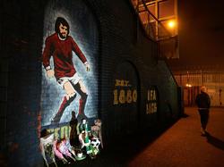 George Best ist unumstritten einer der größten Namen der britischen Fußballgeschichte