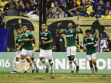 Cali se impuso con relativa facilidad contra el Deportes Tolima. (Foto: Imago)