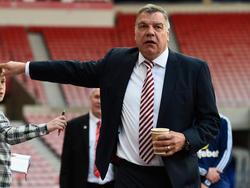 Sam Allardyce verhandelt mit der FA