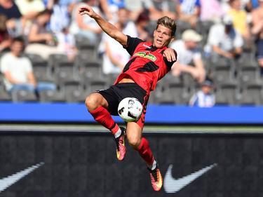 Florian Niederlechner traf doppelt für den SCF