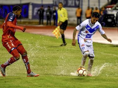 El Nacional está ya en la siguiente ronda tras vencer sobre mojado. (Foto: Imago)