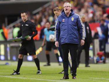Schweden-Coach Janne Anderson hat vor der WM noch viel Arbeit