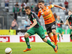 Torloses Remis in Innsbruck