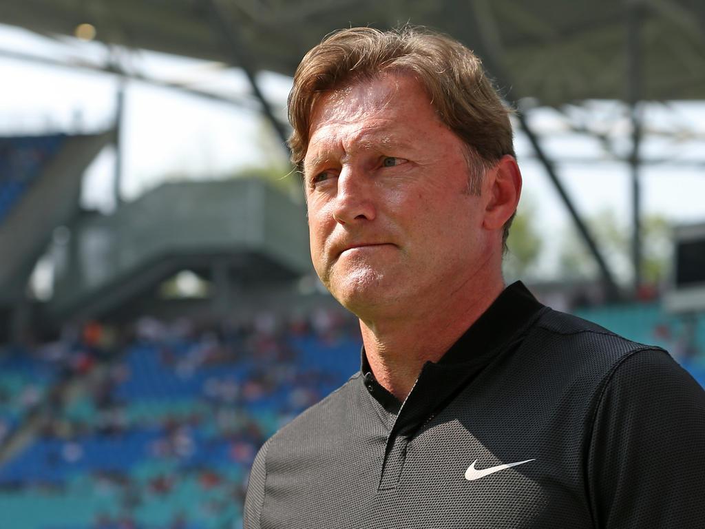 Wird Ralph Hasenhüttl Nachfolger von Heiko Herrlich bei Bayer Leverkusen?