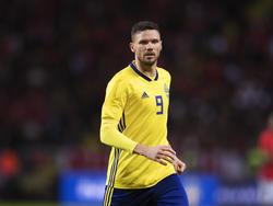 Marcus Berg ertielte in 57 Länderspielen 18 Tore