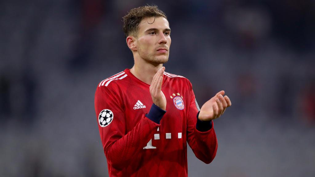 Leon Goretzka will beim FC Bayern zum Führungsspieler reifen