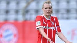 Kristin Demann musste am Knie operiert werden