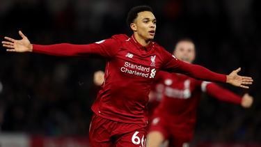 Alexander-Arnold bleibt langfristig beim FC Liverpool