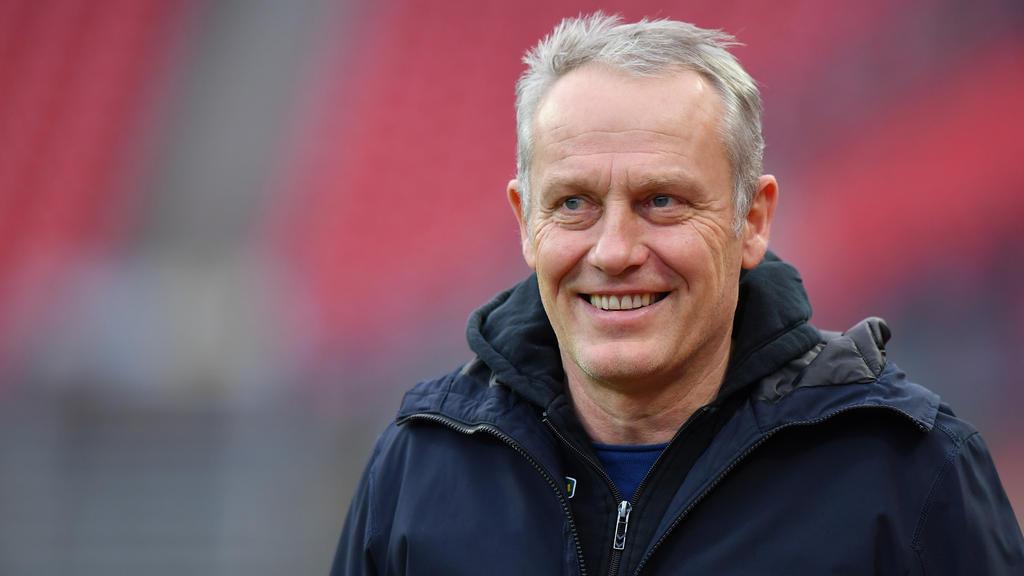 Christian Streich trainiert seit 2011 den SC Freiburg