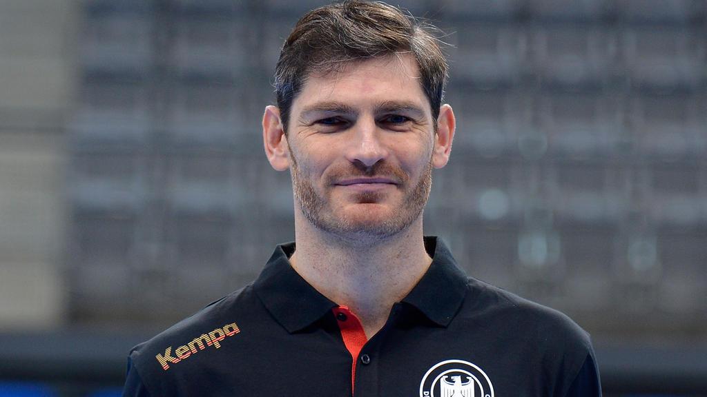 Henning Fritz tippt auf einen Sieg der deutschen Handballer gegen Norwegen