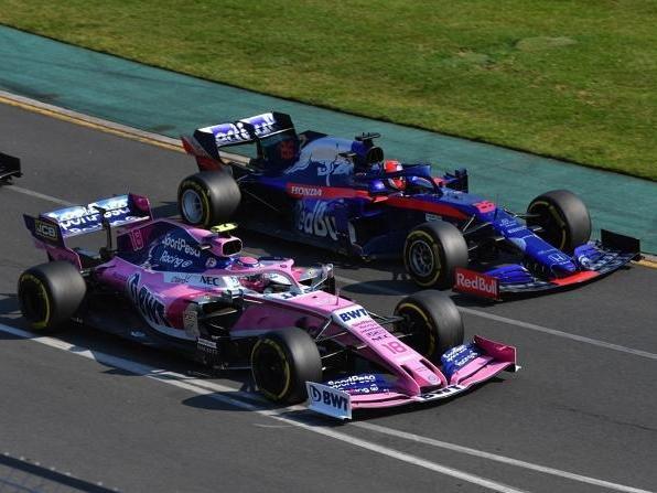Lance Stroll zeigte in Melbourne ein gutes erstes Rennen für Racing Point