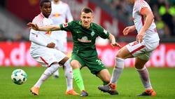Maximilian Eggestein wird seinen Vertrag in Bremen wohl zeitnah verlängern