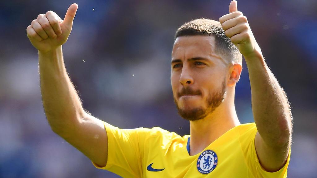 Alles klar mit Eden Hazard? Chelsea und Madrid haben offenbar eine Einigung erzielt