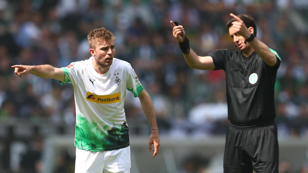 Kramer und die Gladbacher hatten nur wenig Diskussion mit den Schiedsrichtern