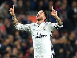 Sergio Ramos en una imagen de archivo.
