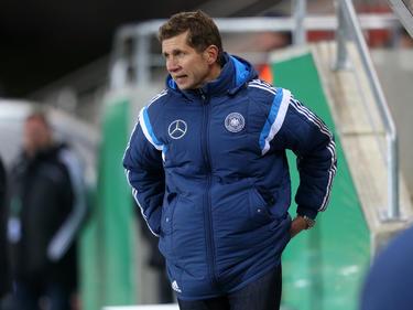 Bundestrainer Guido Streichsbier trifft mit der deutschen U20 bei der WM zum Auftakt auf Venezuela