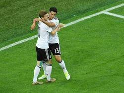 Un gol le bastó a Alemania para levantar la copa. (Foto: Getty)