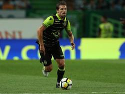 Adrien Silva wird wohl erst 2018 für Leicester auflaufen