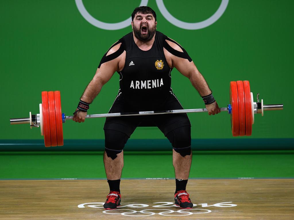 Armenische Gewichtheber werden bei der WM fehlen
