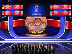 """Die WM in Russland könnte die letzte mit """"nur"""" 32 Mannschaften sein"""