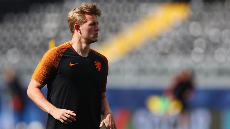 Matthijs de Ligt wird künftig wohl für Juventus Turin spielen