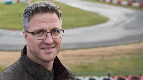 Der ehemalige Formel 1-Rennfahrer Ralf Schumacher ist TV-Experte beim Bezahlsender Sky