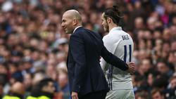 Garteh Bale traf beim Sieg von Real Madrid