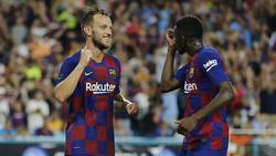 Dembélé vuelve a sufrir una lesión