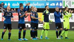 Der SC Paderborn holte endlich drei Zähler