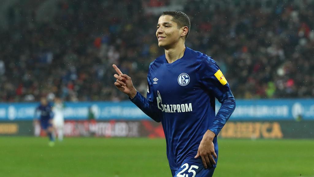Amine Harit ist wieder Stammspieler beim FC Schalke 04