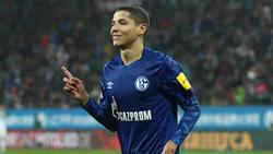 Amine Harit sorgte mit seinem Tor für den Sieg des FC Schalke 04