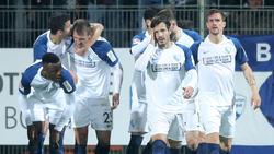 Der VfL Bochum hat einen wichtigen Sieg gefeiert