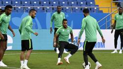 Saudi-Arabien trotz Spannungen mit Katar beim Golf-Cup