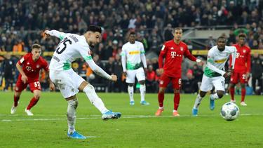 El Bayern sigue sin encontrar su mejor juego.