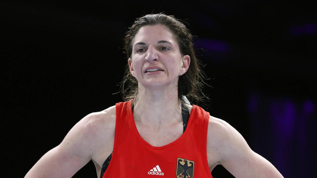 Nadine Apetz steht vor ihrem Olympia-Debüt