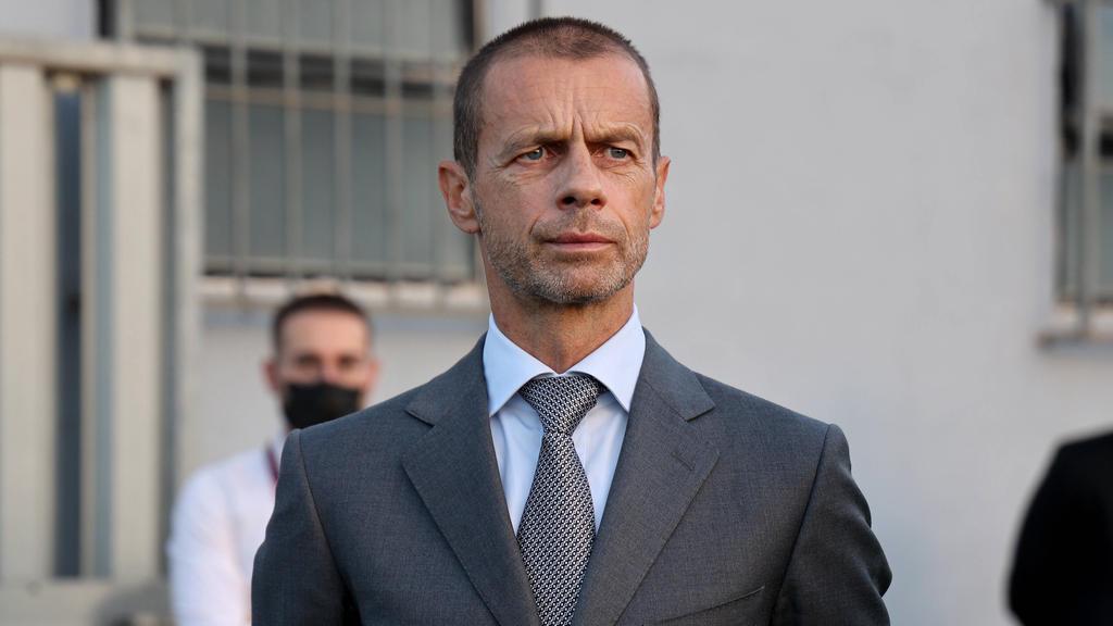 UEFA-Präsident Aleksander Ceferin will mit FIFA-Chef Gianni Infantino sprechen