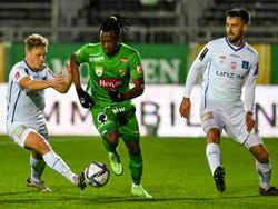 SOCCER - 2. Liga, A.Lustenau vs KSV
