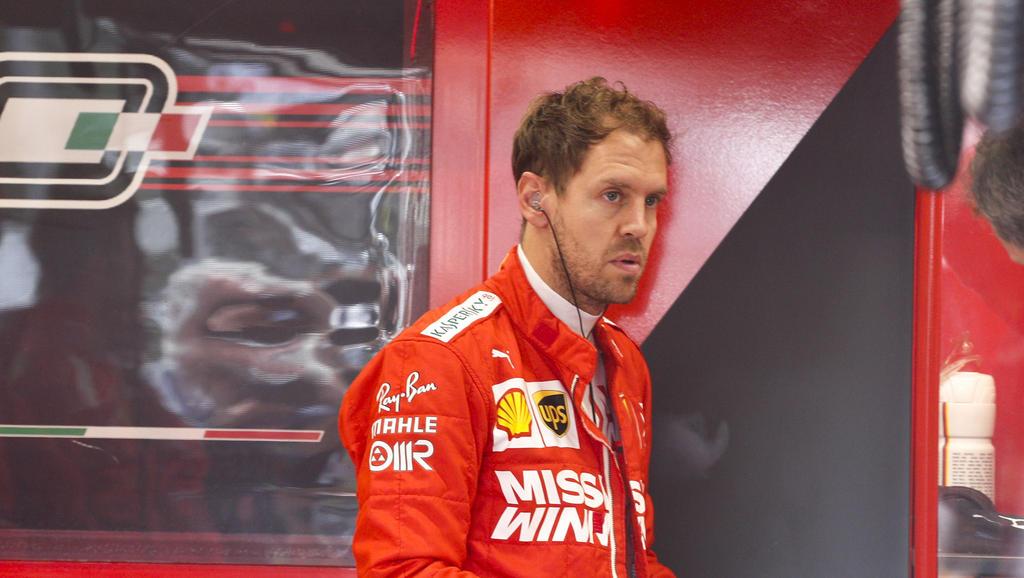 Sebastian Vettel verspricht sich vom neuen Ferrari deutlich mehr